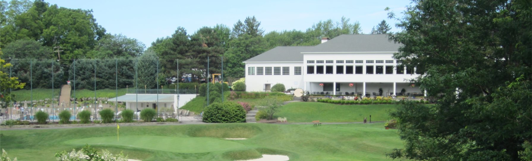 Orchard Park Country Club - Orchard Park, NY - Home